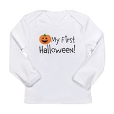 My First Halloween! Long Sleeve T-Shirt