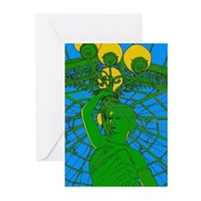 Gazebo Greeting Cards (Pk of 10)