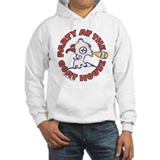 Party At The Goat House Jumper Hoody