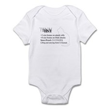 Tiny Modifiers Infant Bodysuit