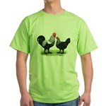 Iowa Blues Green T-Shirt