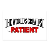 """The World's Greatest Patient"" Postcards (Package"