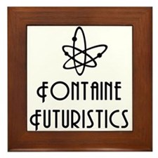 Fontaine Futuristics Framed Tile