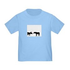Dog and Pony Show Logo Toddler Tee