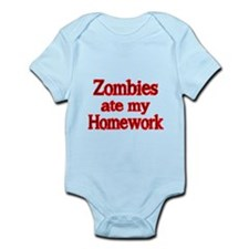 ZOMBIES ATE MY HOMEWORK 2 Body Suit