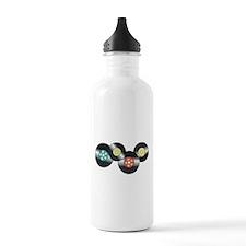LP Records Water Bottle