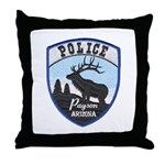 Payson Police Throw Pillow