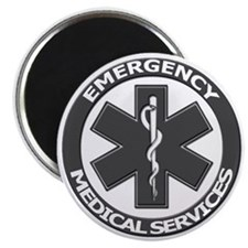 EMS logo with transparent border Magnet