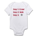 Step 3: Soccer Infant Bodysuit