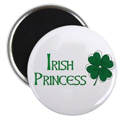 "IRISH PRINCESS 2.25"" Magnet (10 pack)"