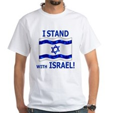 I Stand with Israel 3 Shirt