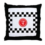 Flags of SKA: Japan Throw Pillow