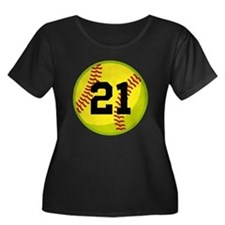 Softball Sports Personalized T