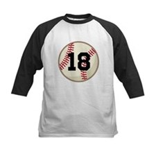 Baseball Sports Personalized Tee