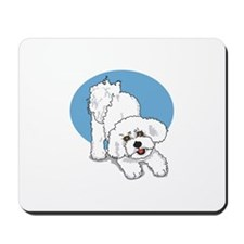 Bichon Play Bow Mousepad M50