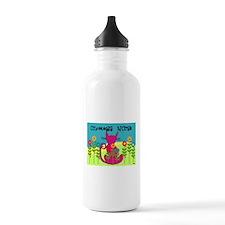 Oncology Nurse Tote Bag 2 Water Bottle