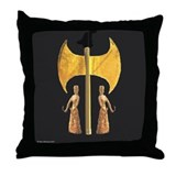 Labyris Priestesses Throw Pillow