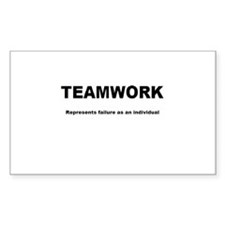TEAMWORK Decal