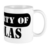 Property of Nicolas Small Mug