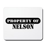 Property of Nelson Mousepad