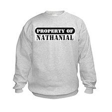 Property of Nathanial Sweatshirt