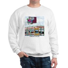 Connecting to the Cloud Sweatshirt