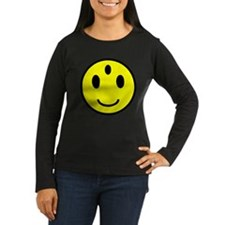 Enlightened Smiley Face T-Shirt