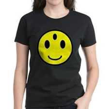 Enlightened Smiley Face Tee