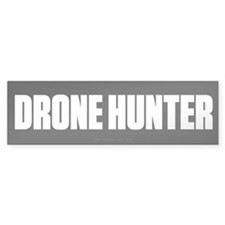 Drone Hunter Bumper Bumper Sticker