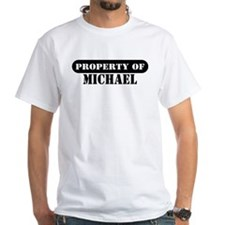Property of Michael Premium Shirt