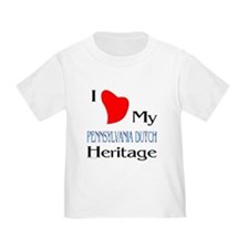 Pennsylvania Dutch Heritage T