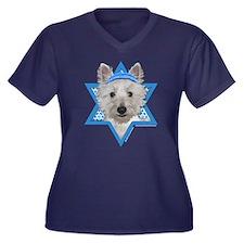 Hanukkah Star of David - Westie Women's Plus Size