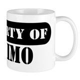Property of Maximo Small Mug