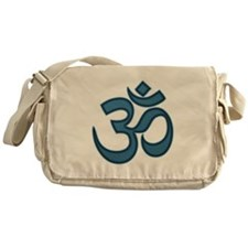 Om symbol Messenger Bag
