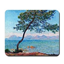 Monet - The Esterel Mountains Mousepad