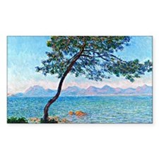 Monet - The Esterel Mountains Decal