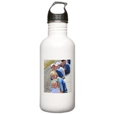 Add your Square Photo Water Bottle