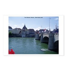 Basel: Postcards (Package of 8)