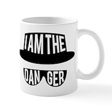 I am the Danger Small Mugs
