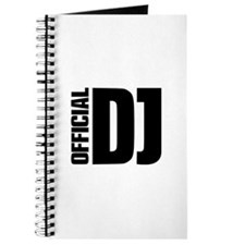 Official DJ Music Journal