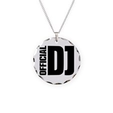 Official DJ Music Necklace