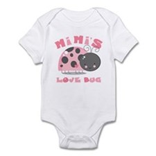 Mimi's Love Bug Infant Bodysuit