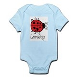 LoveBug Infant Creeper