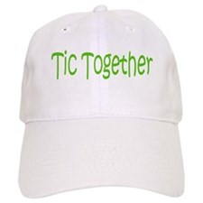 Tic Together Green Baseball Cap