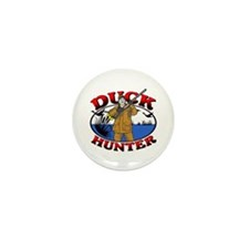 DUCK HUNTER Mini Button (10 pack)
