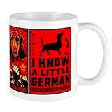 DACHSHUND Propaganda coffee Mug