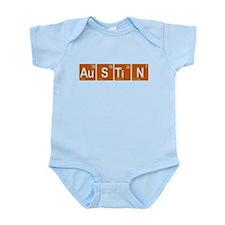 Periodic Austin Texas Body Suit