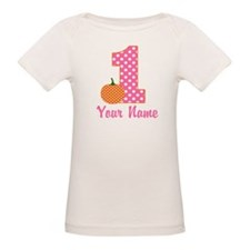 1st Birthday Pumpkin T-Shirt