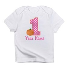1st Birthday Pumpkin Infant T-Shirt