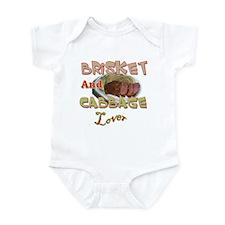Brisket And Cabbage Lover Infant Bodysuit
